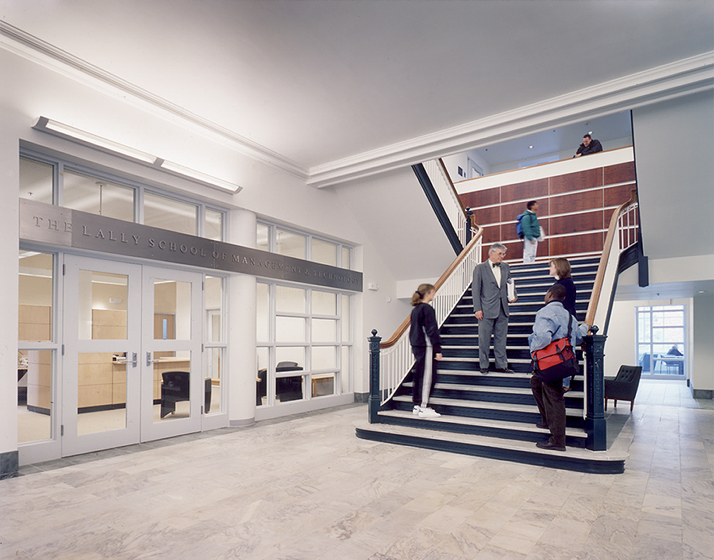 RPI - Interior - Peopled Stairway.jpg