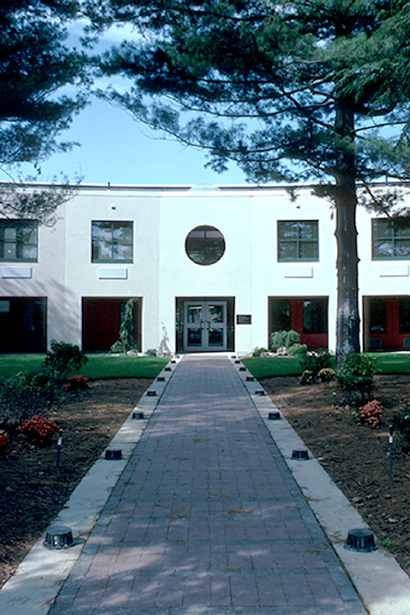 Exterior View 3 - Site Entry to Building.jpg