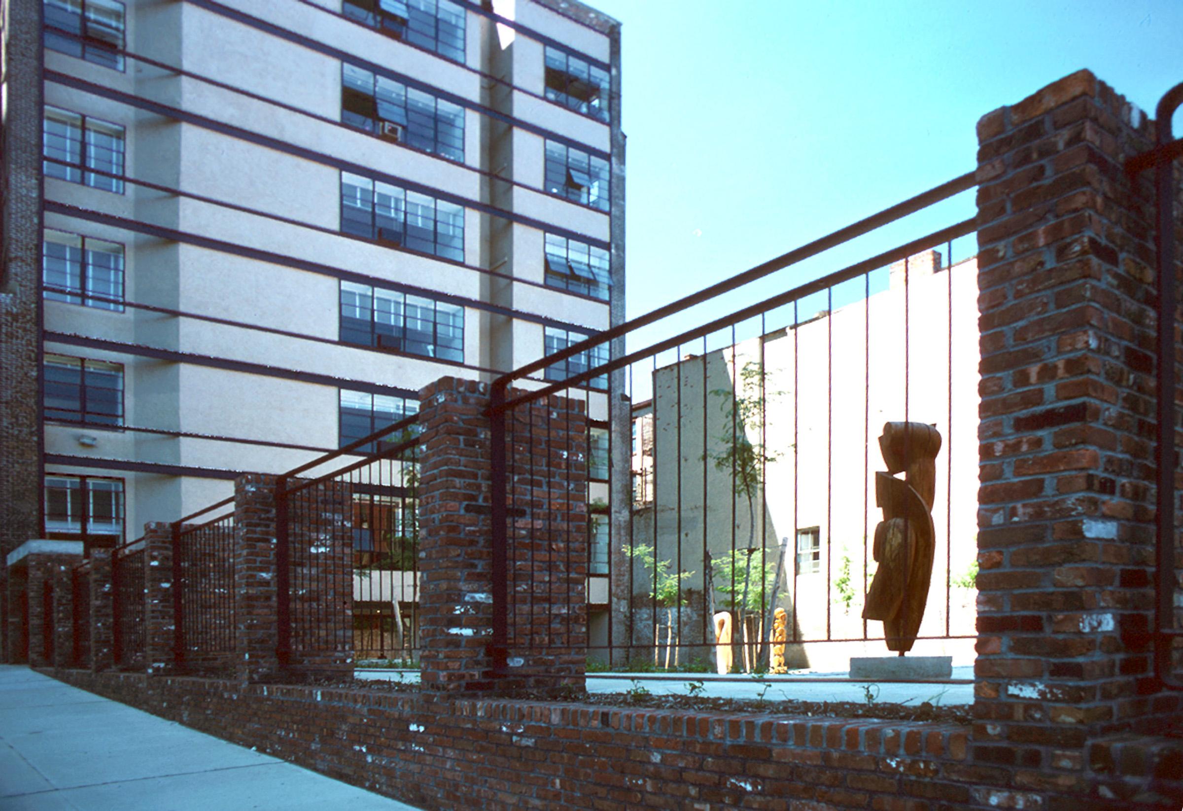 Henry Street - Courtyard & Gate.jpg