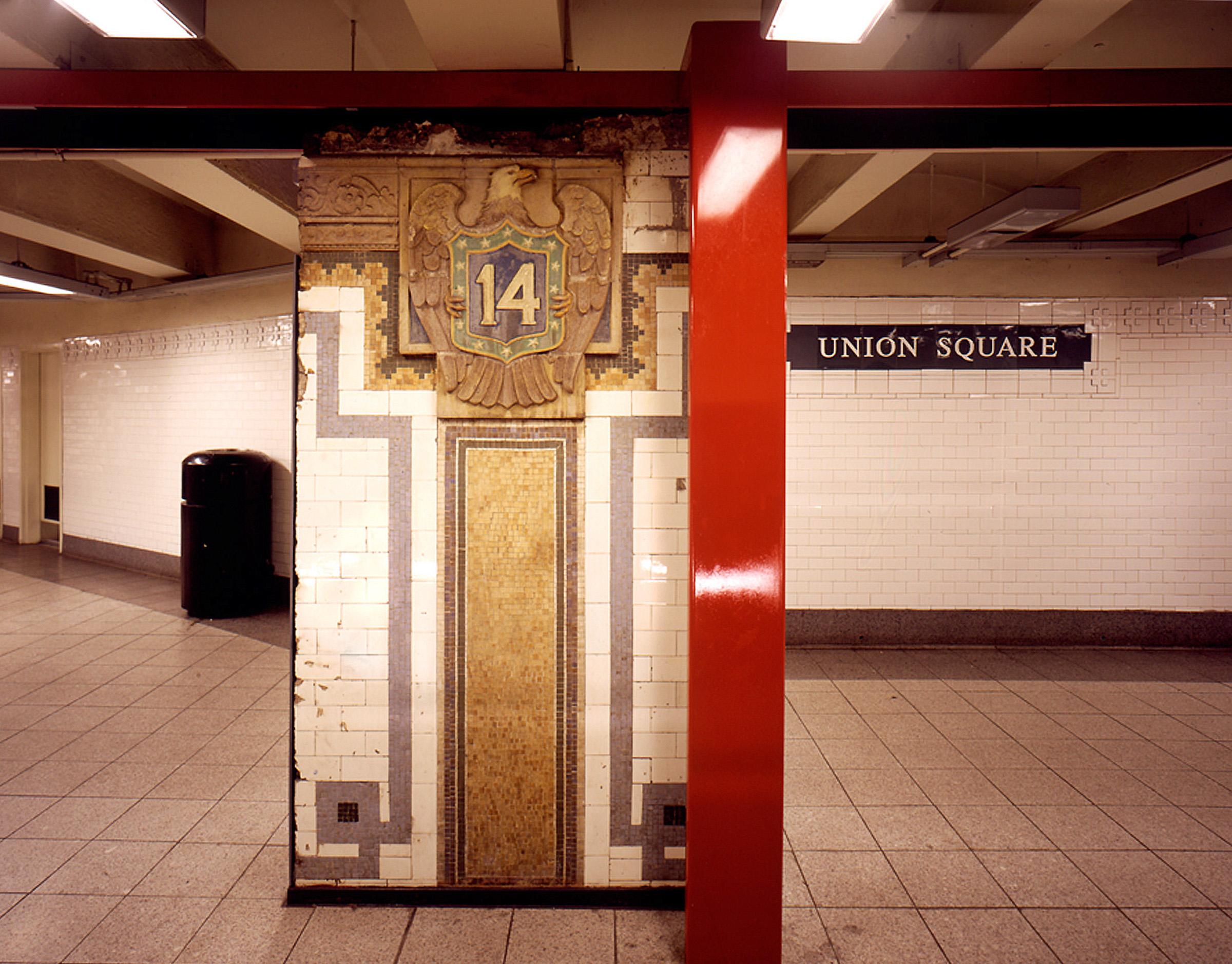 14th Street Union Square Station