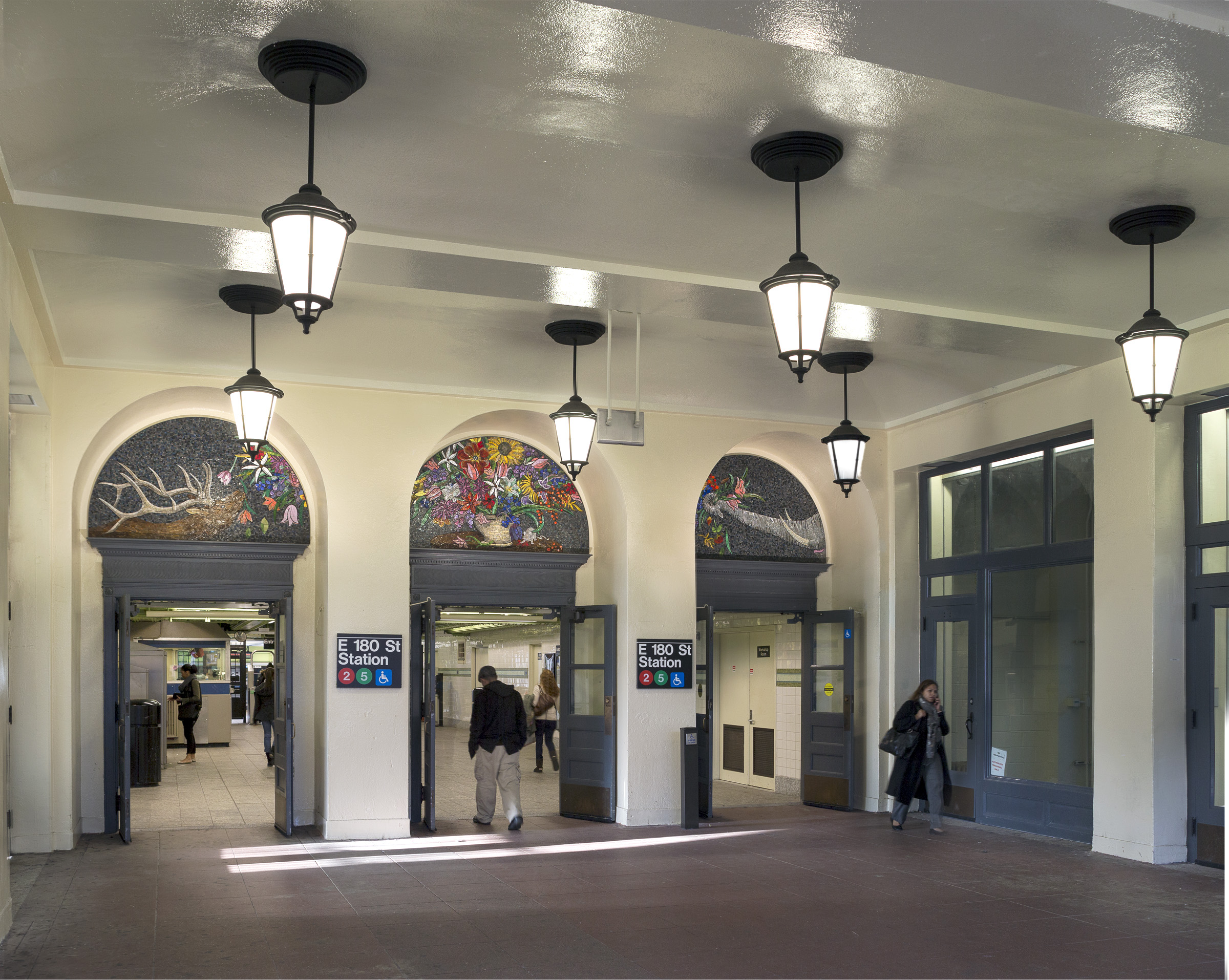 East 180th Street Station Lhparchitects