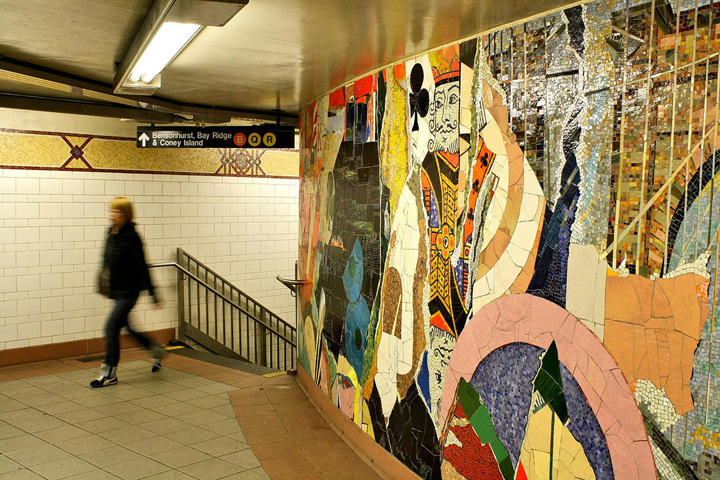 DeKalb Ave Subway