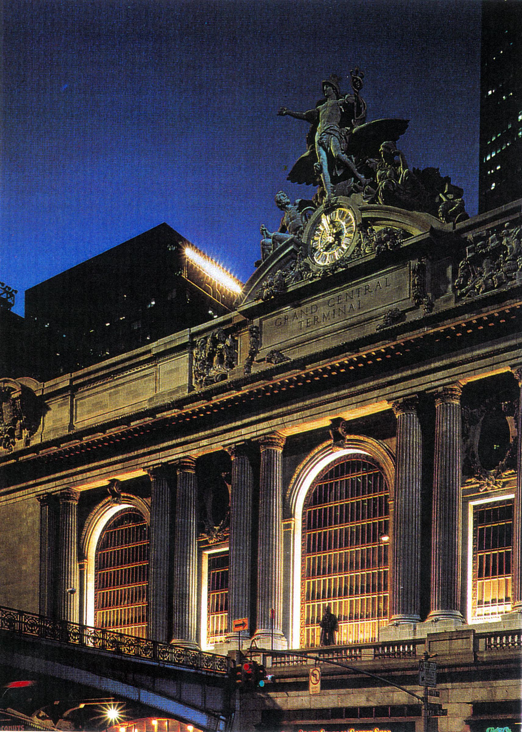 Grand Central Terminal Restoration