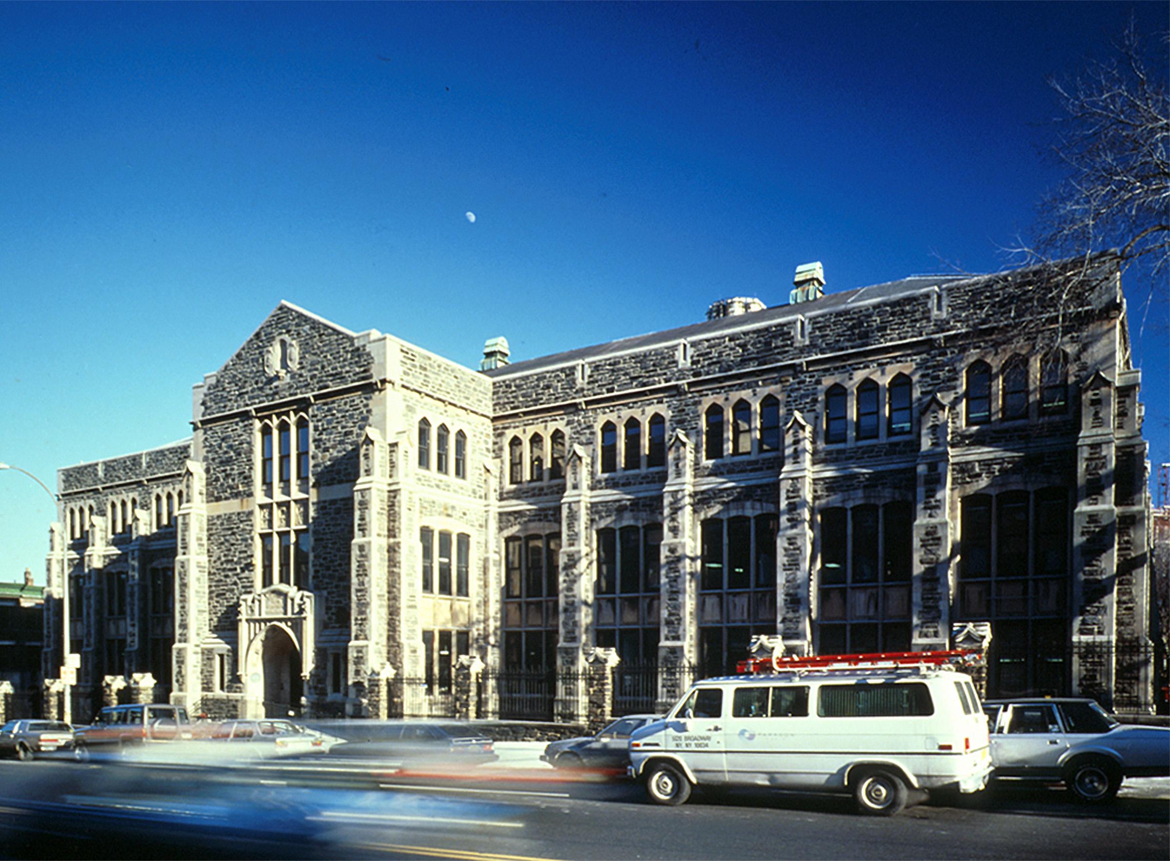 Compton & Goethals Hall