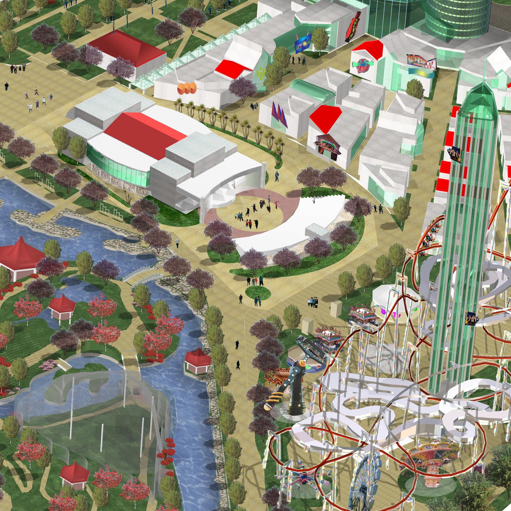 Tianjin Theme Park