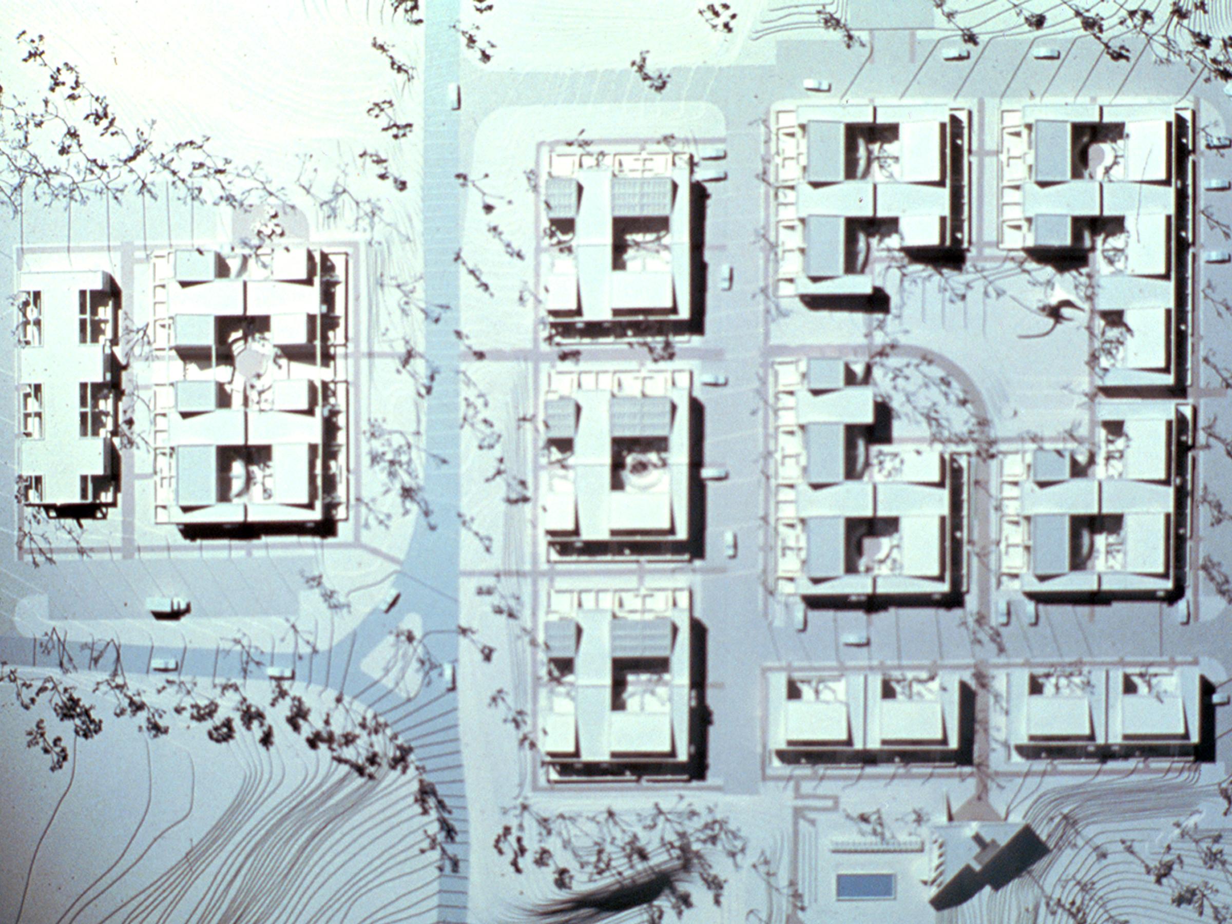 Bedford - Housing Complex Model Overhead Shot.jpg