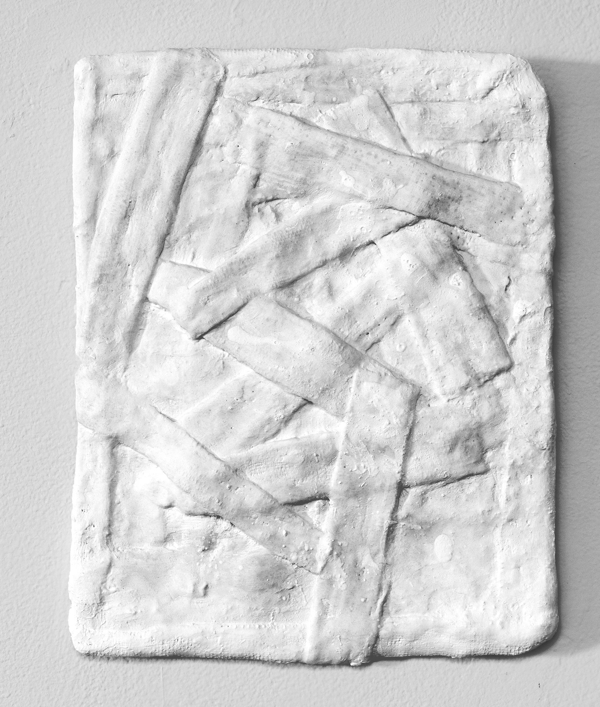 _________________  2016  plaster cloth  11.25 x 9.25  _________________