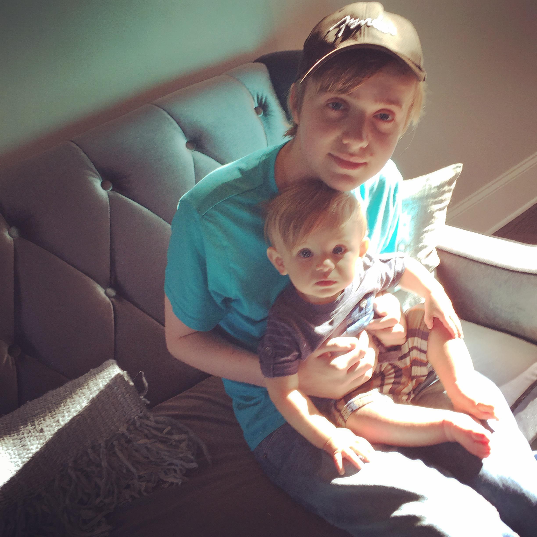 Judah Olson & Mason Goff #cousins