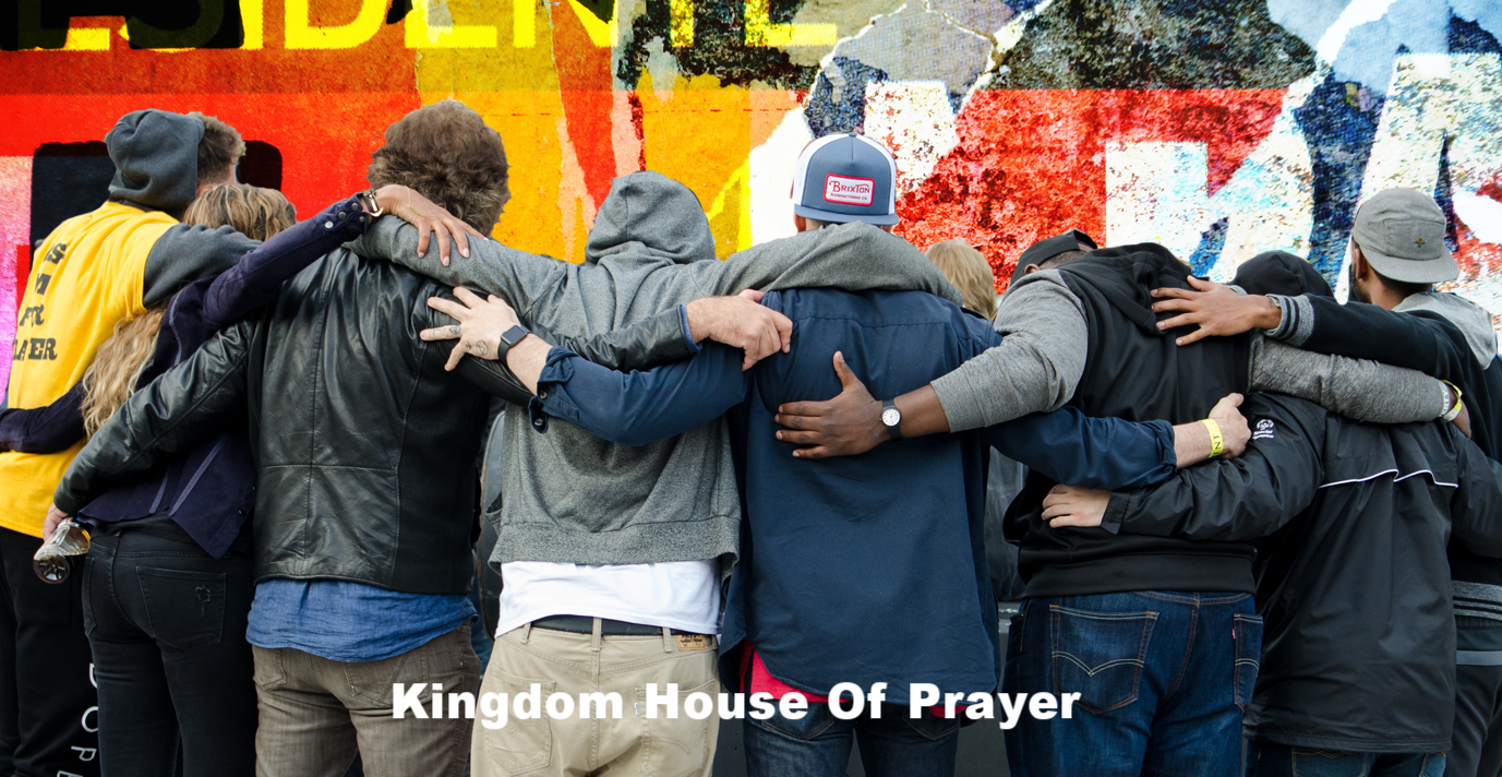 Copy of Kingdom House Of Prayer - KHOP