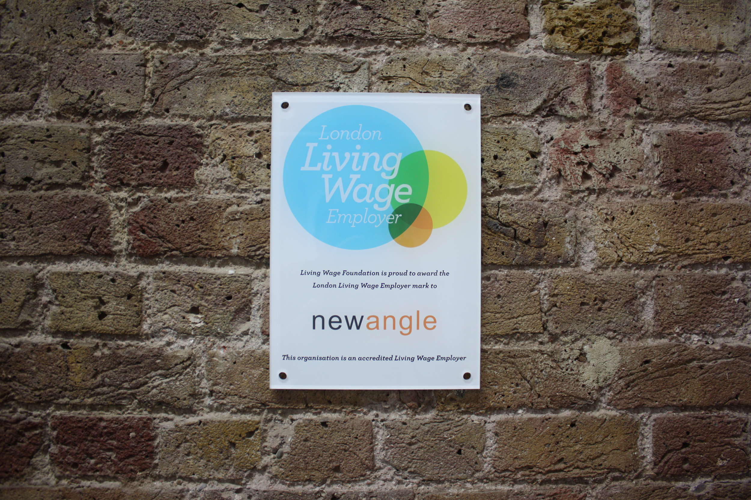 Living Wage Foundation accreditation