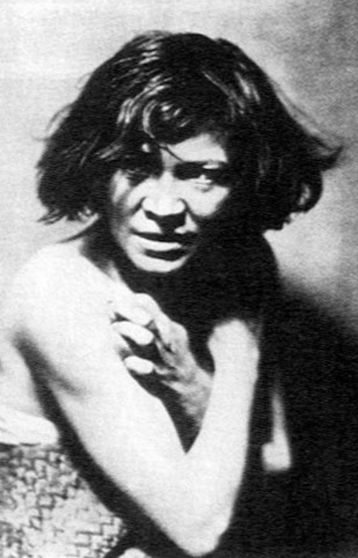 Betty May – this photograph appeared in her memoir, Tiger Woman – My Story, 1929.