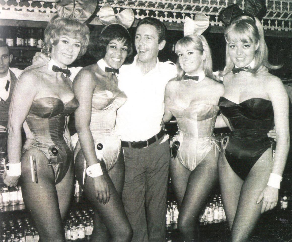 Bunny girls, 1967