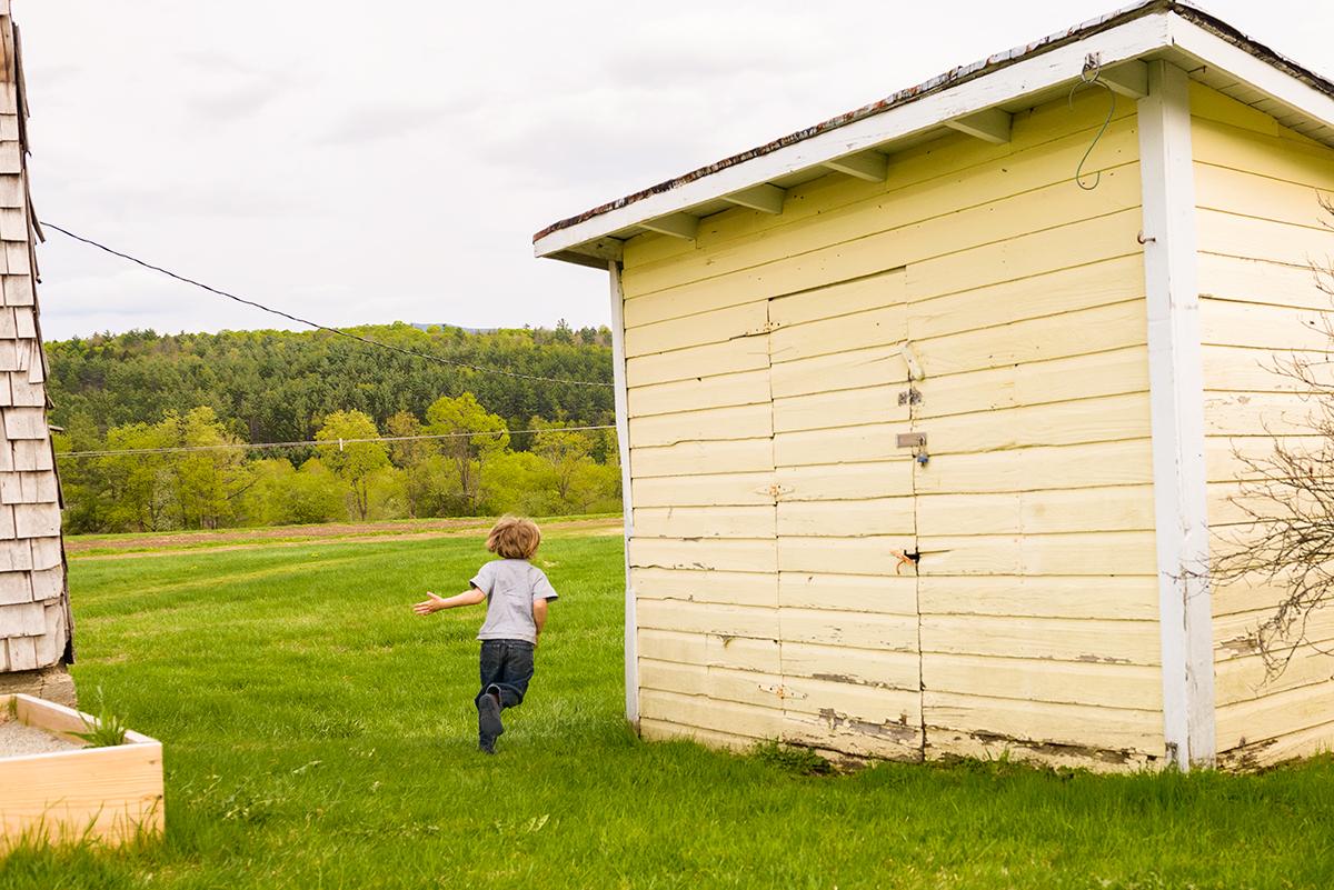 Finn, Vermont, 2015