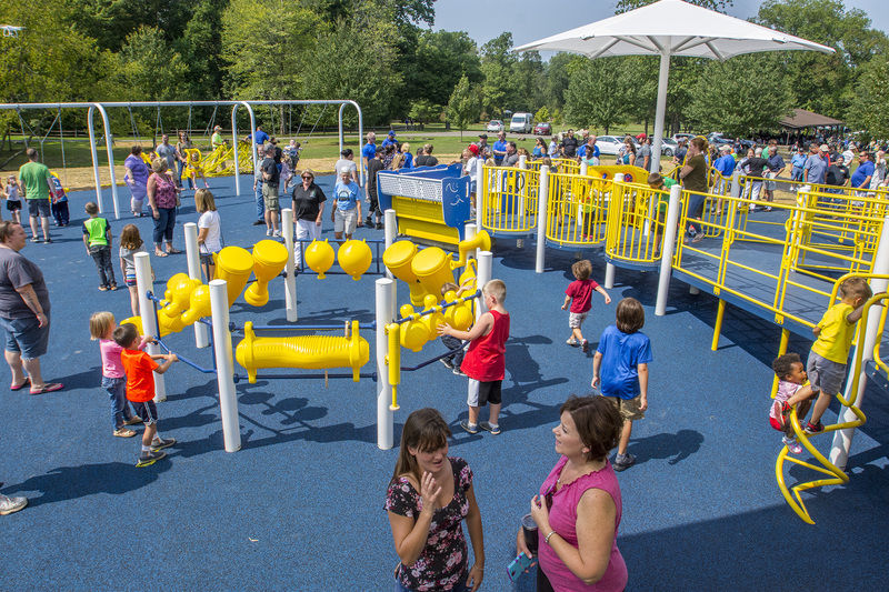 All-Inclusive Playground | Hermitage, PA