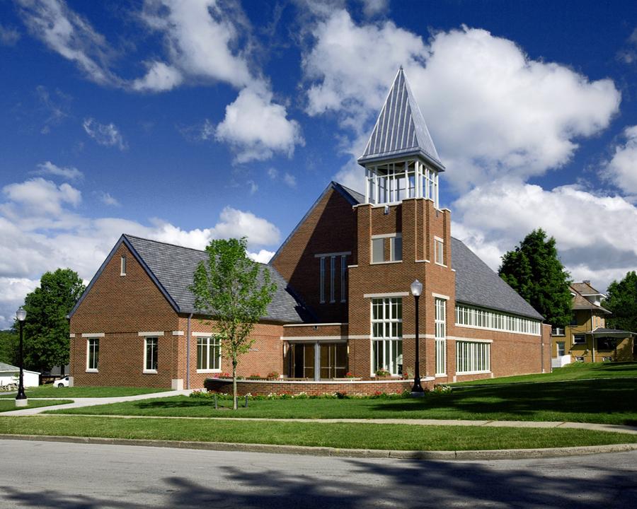 D. Johnson Chapel @ Thiel College