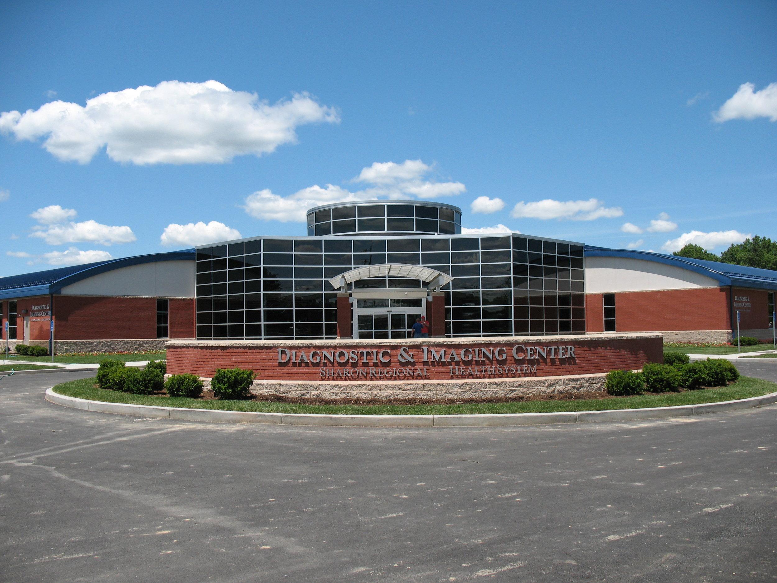 SRHS Diagnostic Center | Sharon, PA
