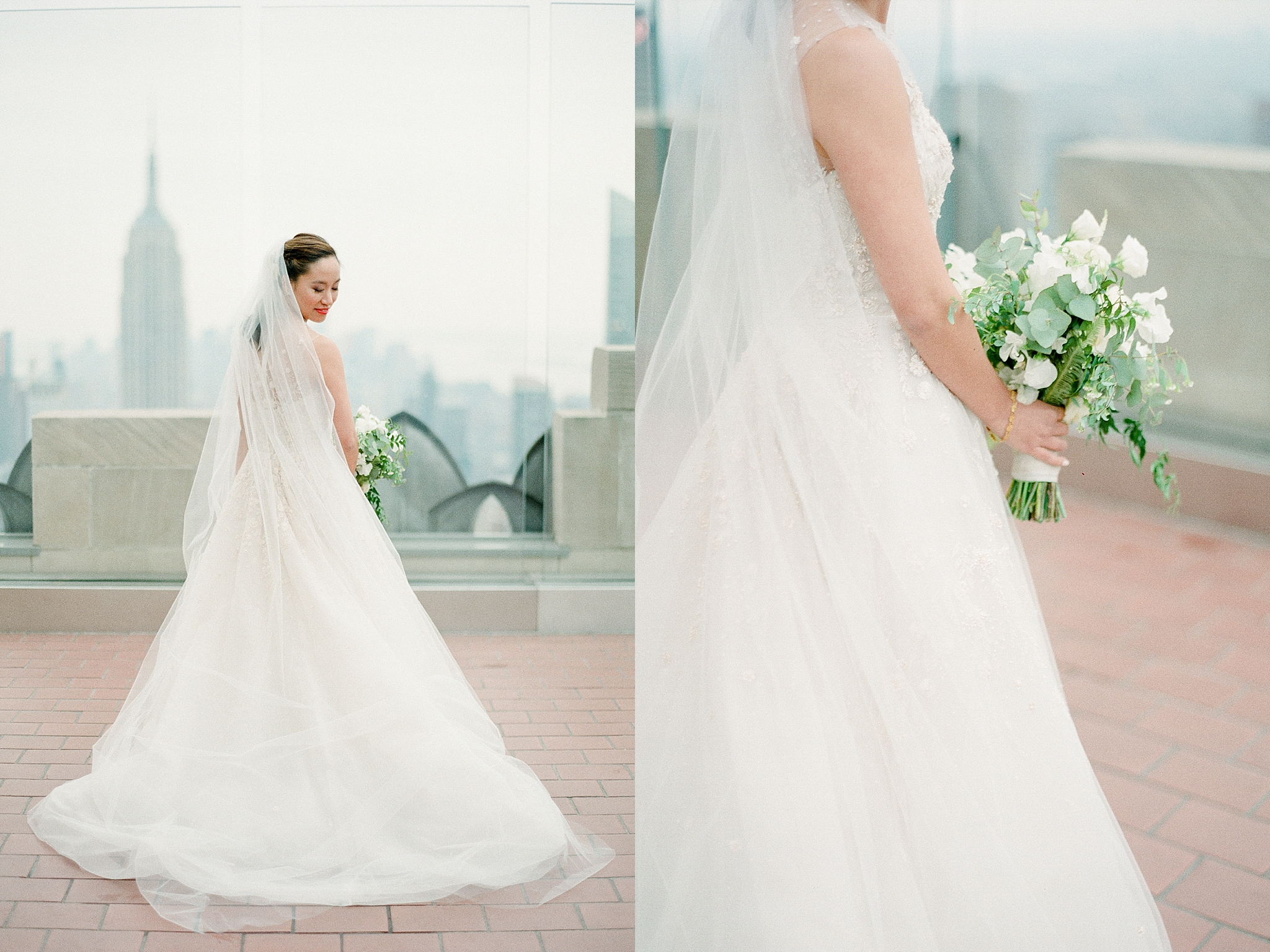The Rainbow Room Wedding Photos