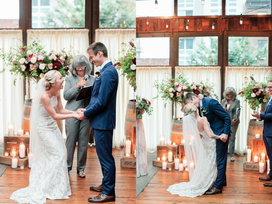Domino Park Bridal Party Photos