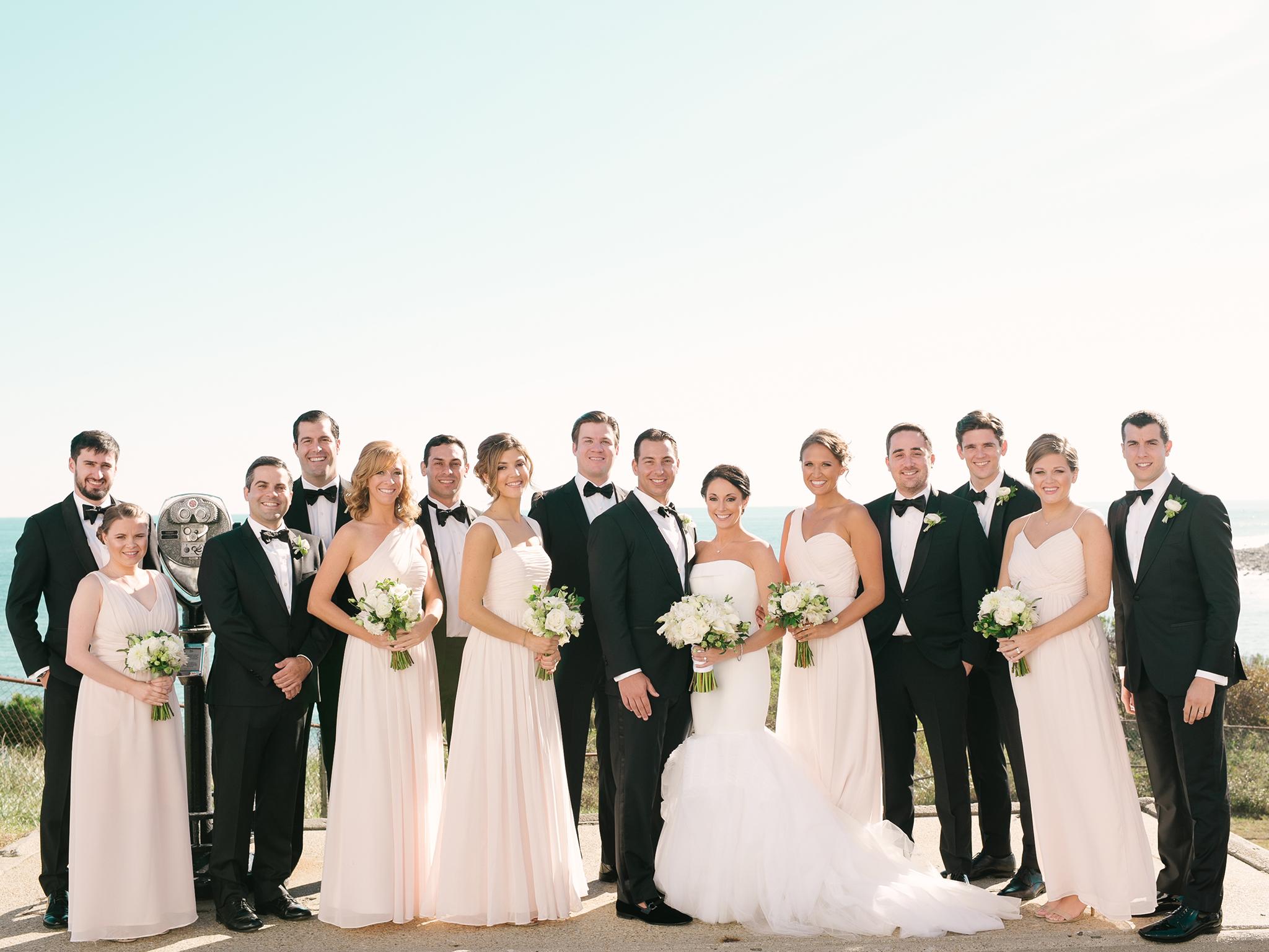 gurney's star island wedding photos