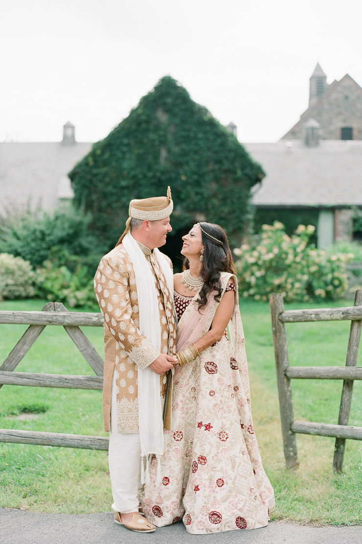 Indian Wedding Photos Blue Hill at Stone Barns