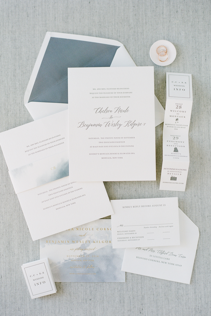 Nautical Wedding Invitations Ipanema Press
