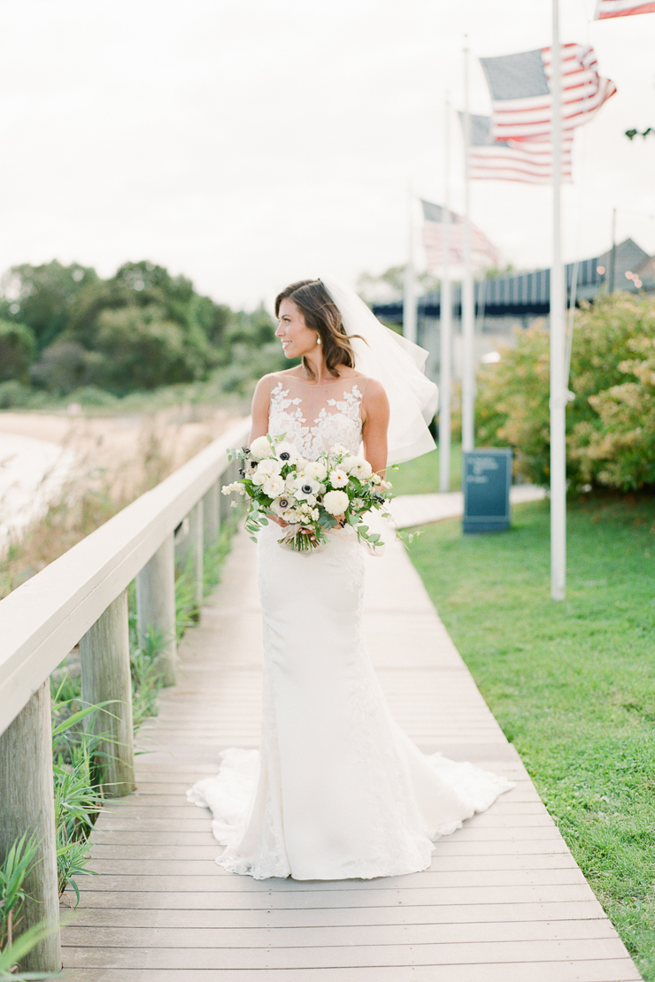 Bridal Portraits at Gurneys Star Island Wedding Photos