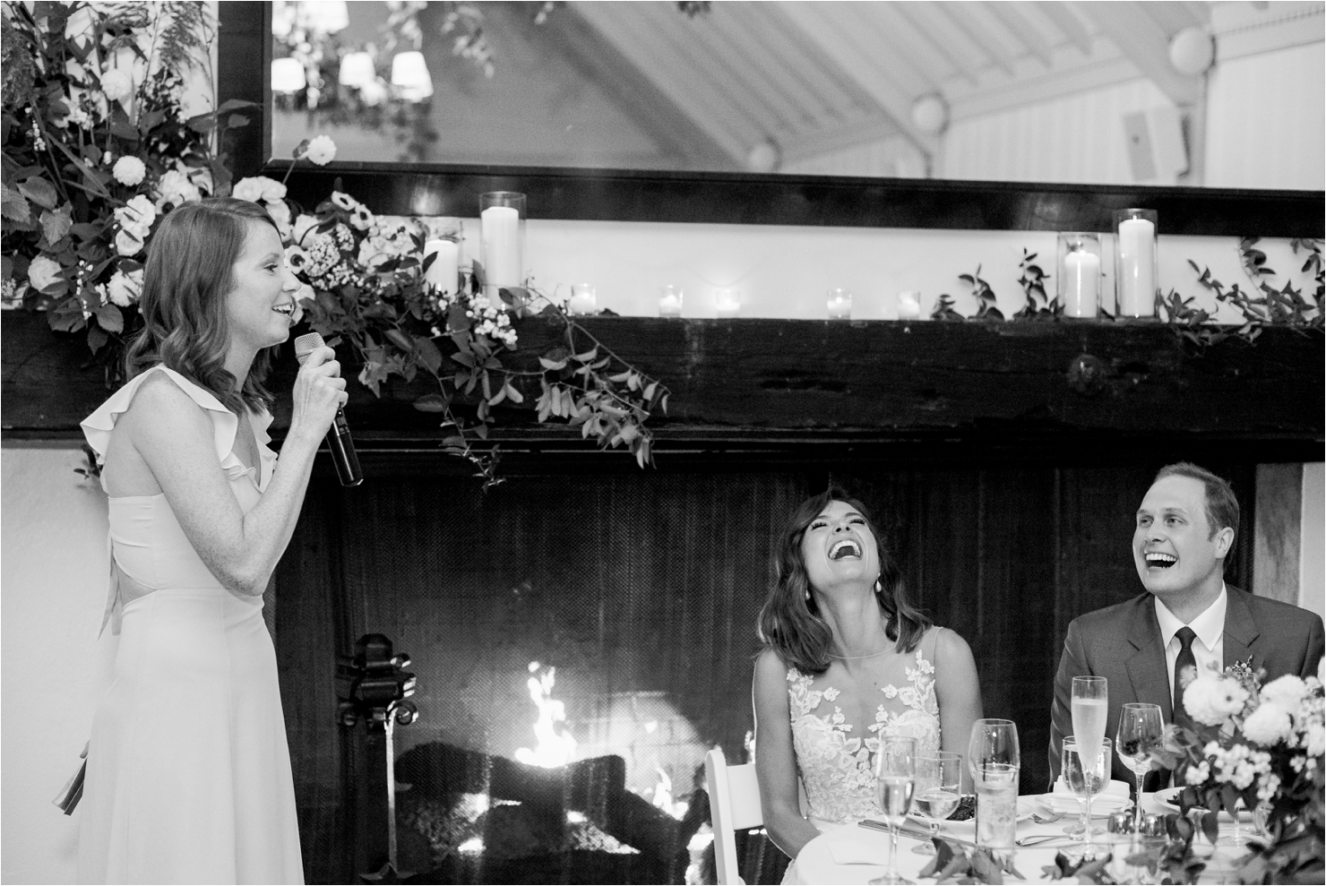 Maid of Honor Speech Photos Gurneys Star Island Resort Montauk