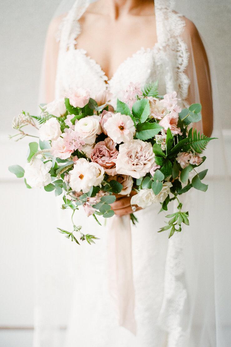 Wedding Bouquet by Designs By Ahn Floral Designer