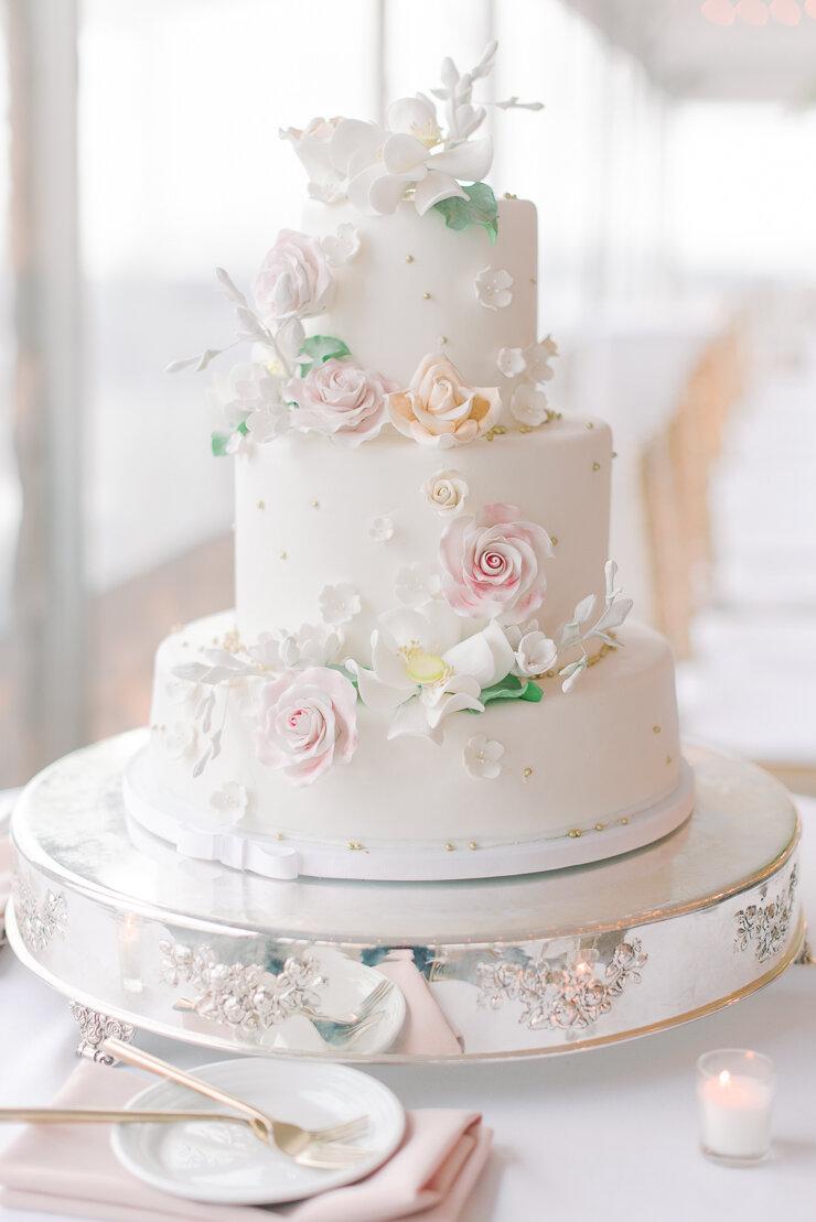 Sugar Sugar Custom Wedding Cake Designs