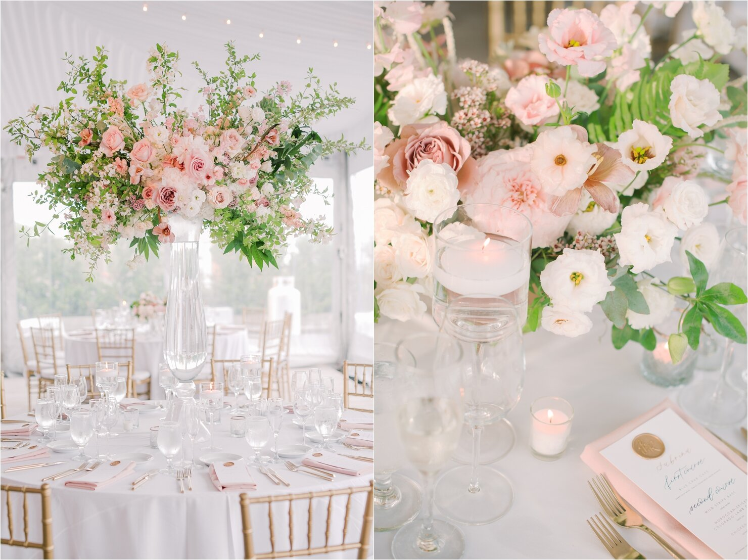 Table Design by Designs by Ahn