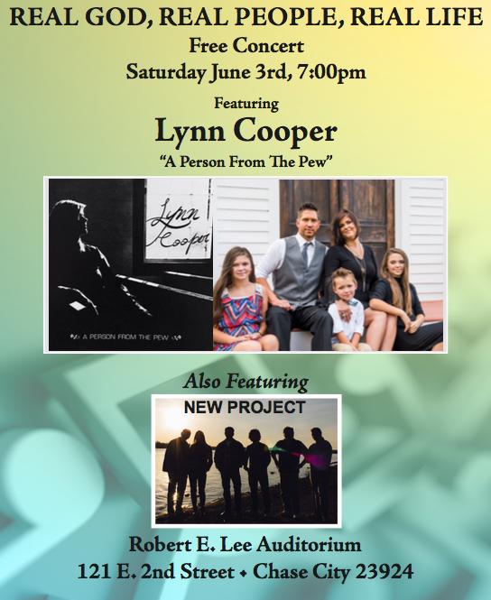 Cooper Concert