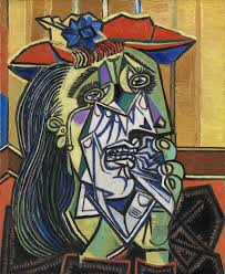 Pablo Picasso, Weeping Woman, 1937