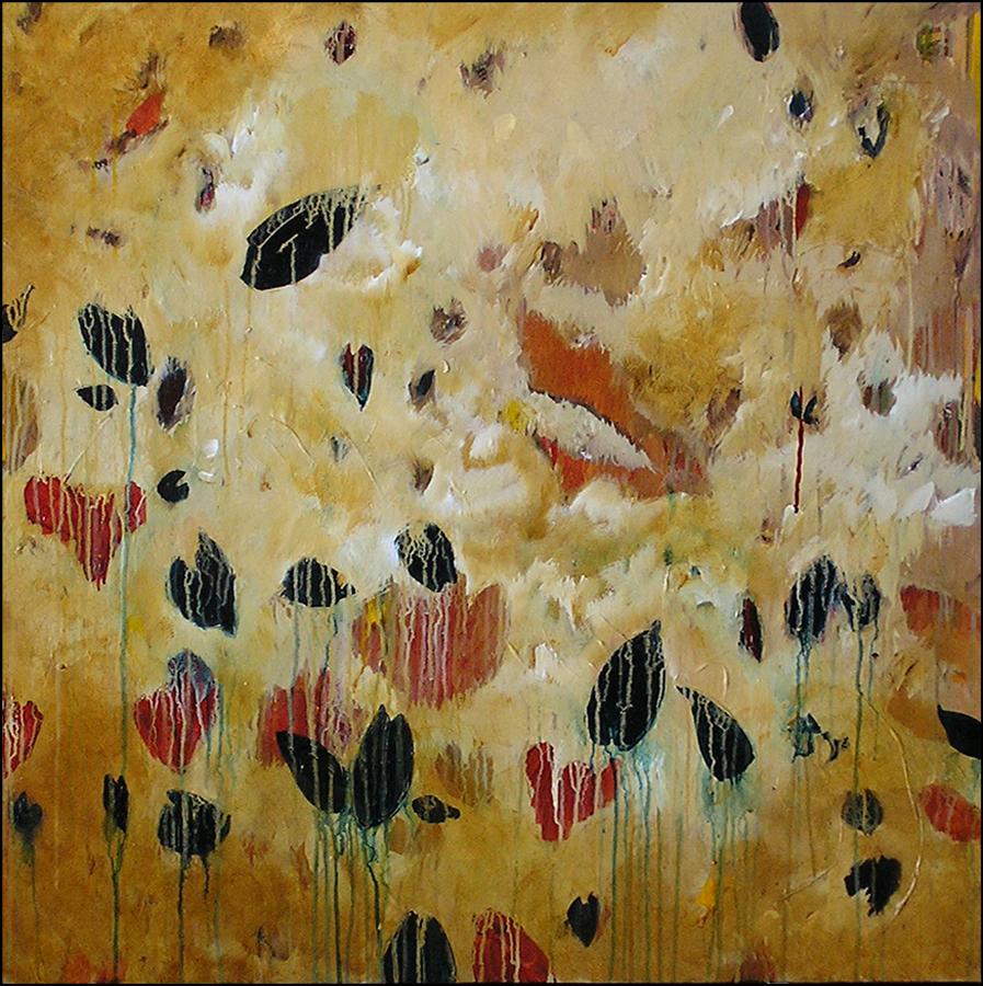 Jess Hachmesiter, Seattle Rain 3, 48x48, acrylic, Nov2006, $3800.jpg