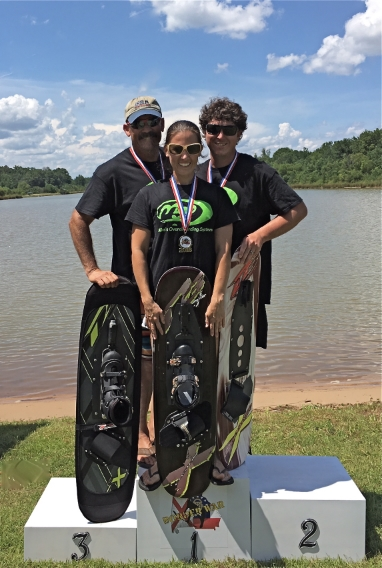 Three First Place finishes at the Alabama-Georgia Border War State Championships 7.10.2016