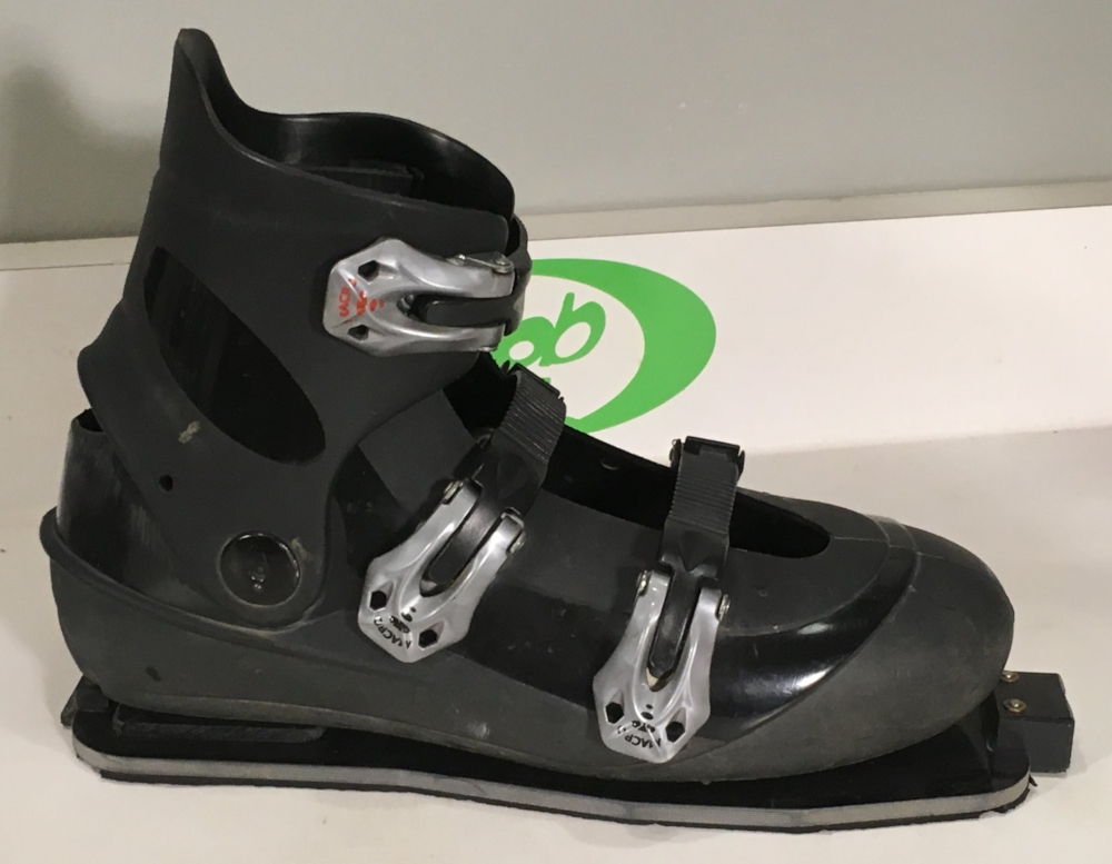 - The original Roxa Ice Skate boot that became known as the Supershell.