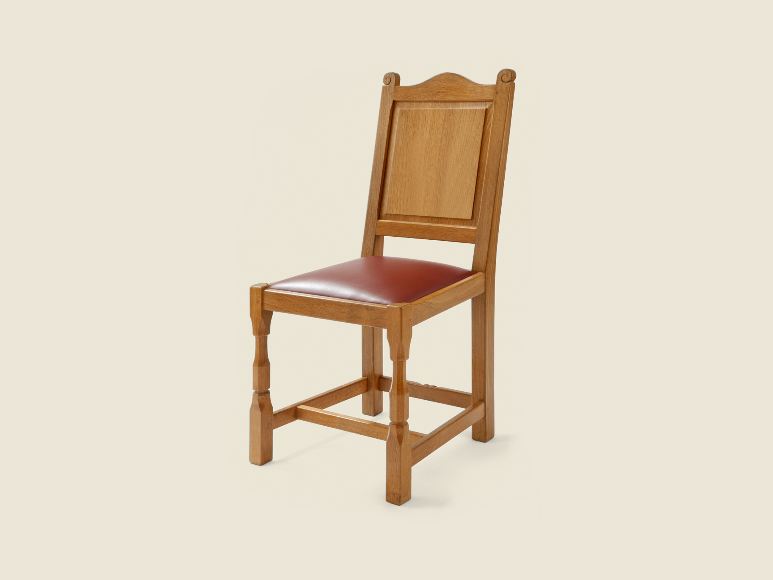 BF213 Oak Howard Dining Chair