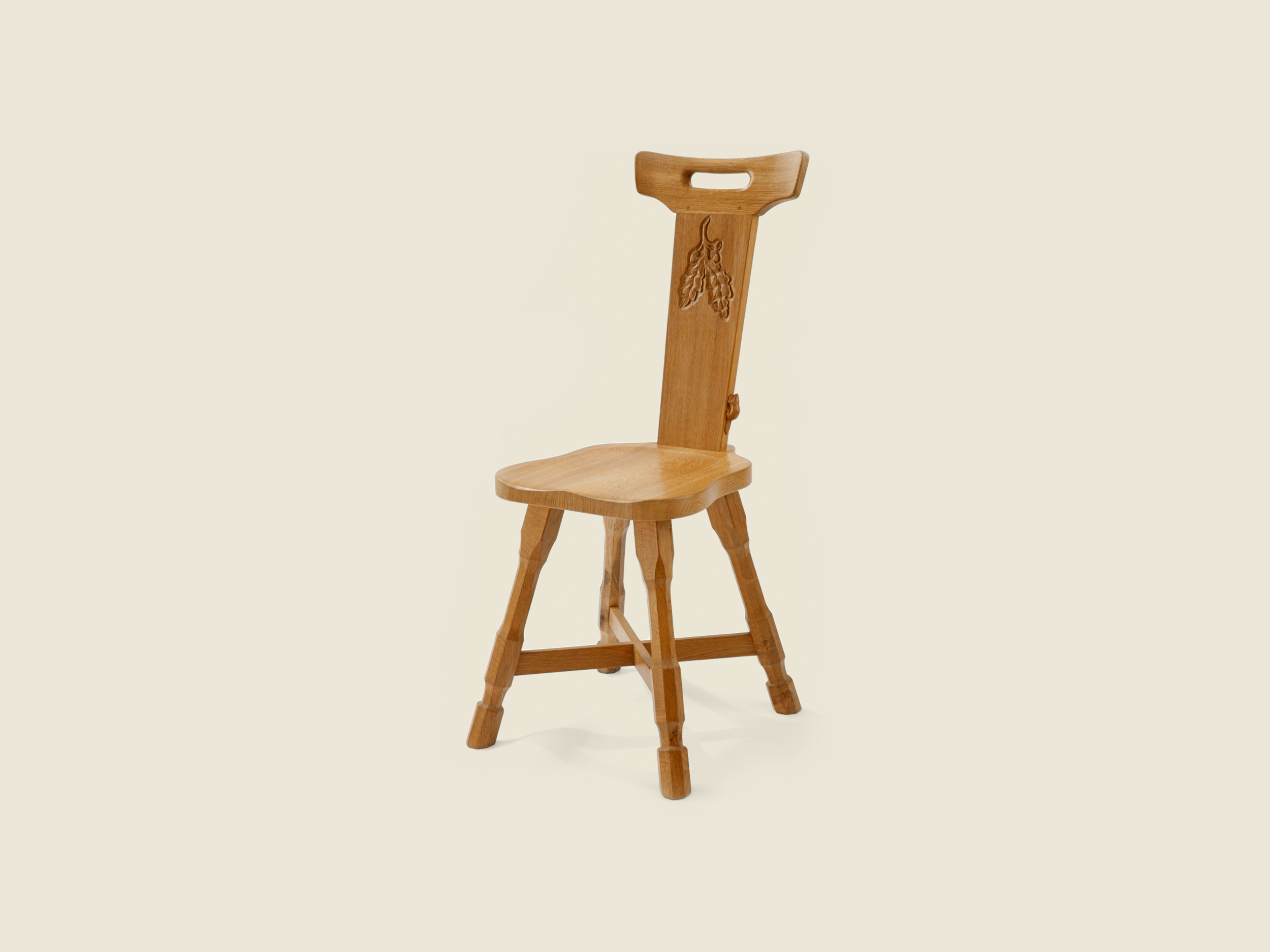 BF216 Supreme Comfort Wooden Back Chair