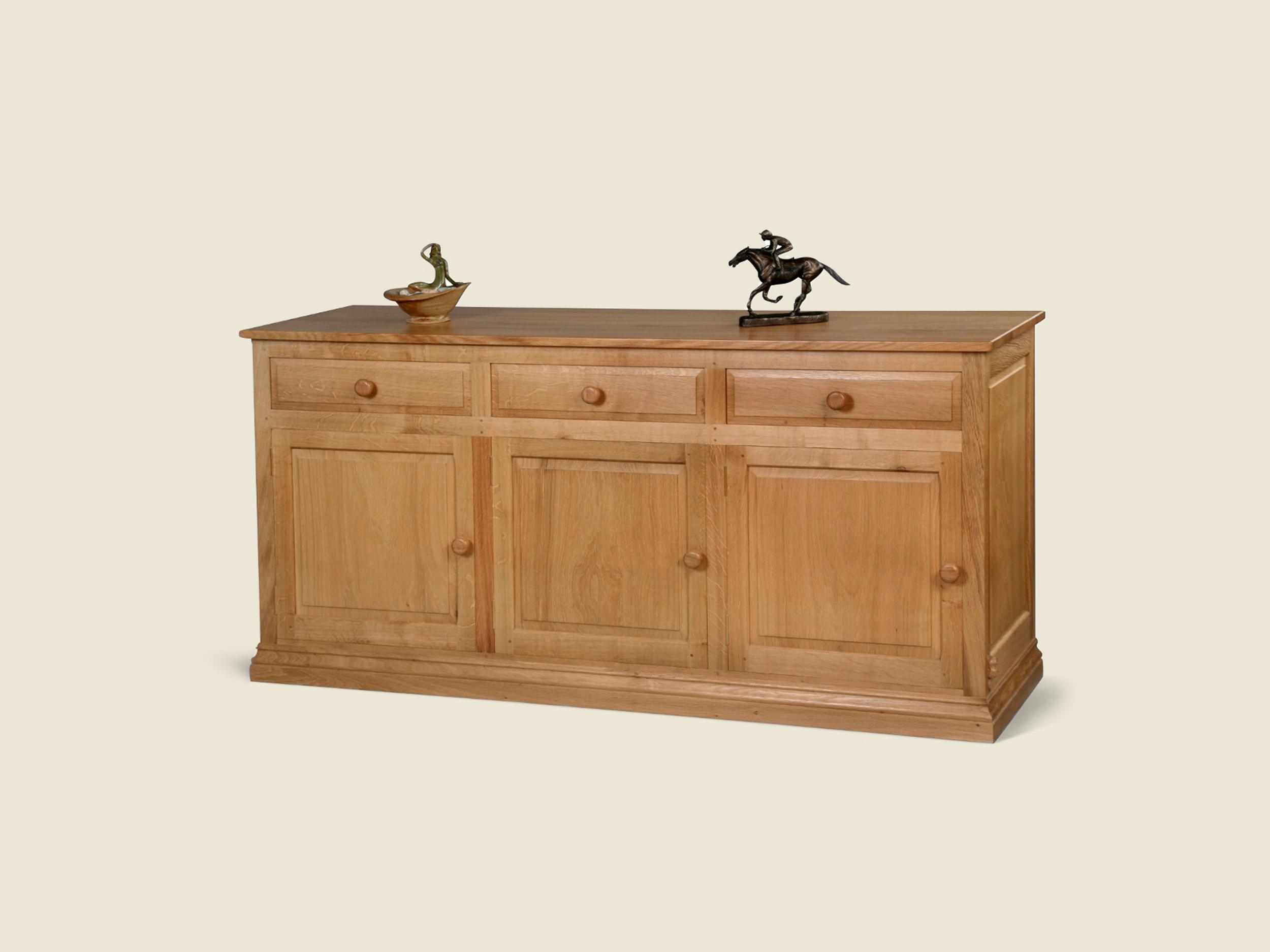 BF301 Stylish Oak Sideboard