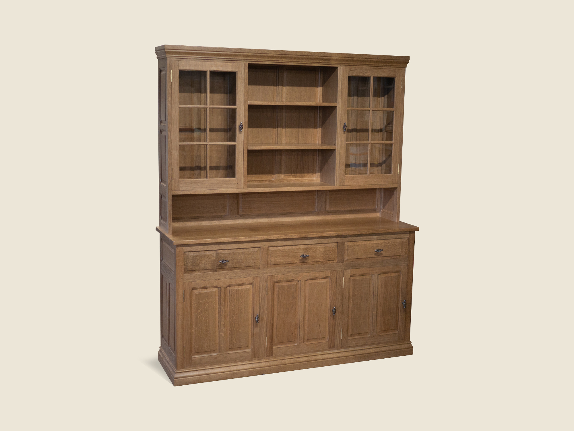 BF405 Contemporary Stylish Oak Dresser