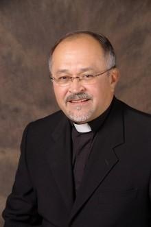 Father Osmar Aguirre  Pastor