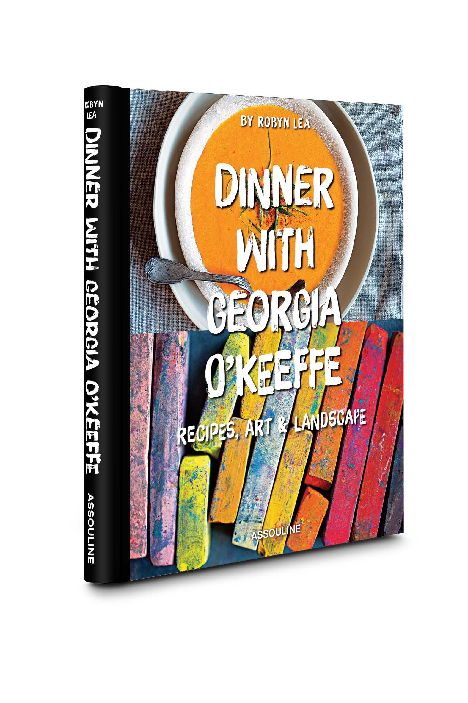 Dinner with Georgia O'Keeffe - 3D Cover.jpg