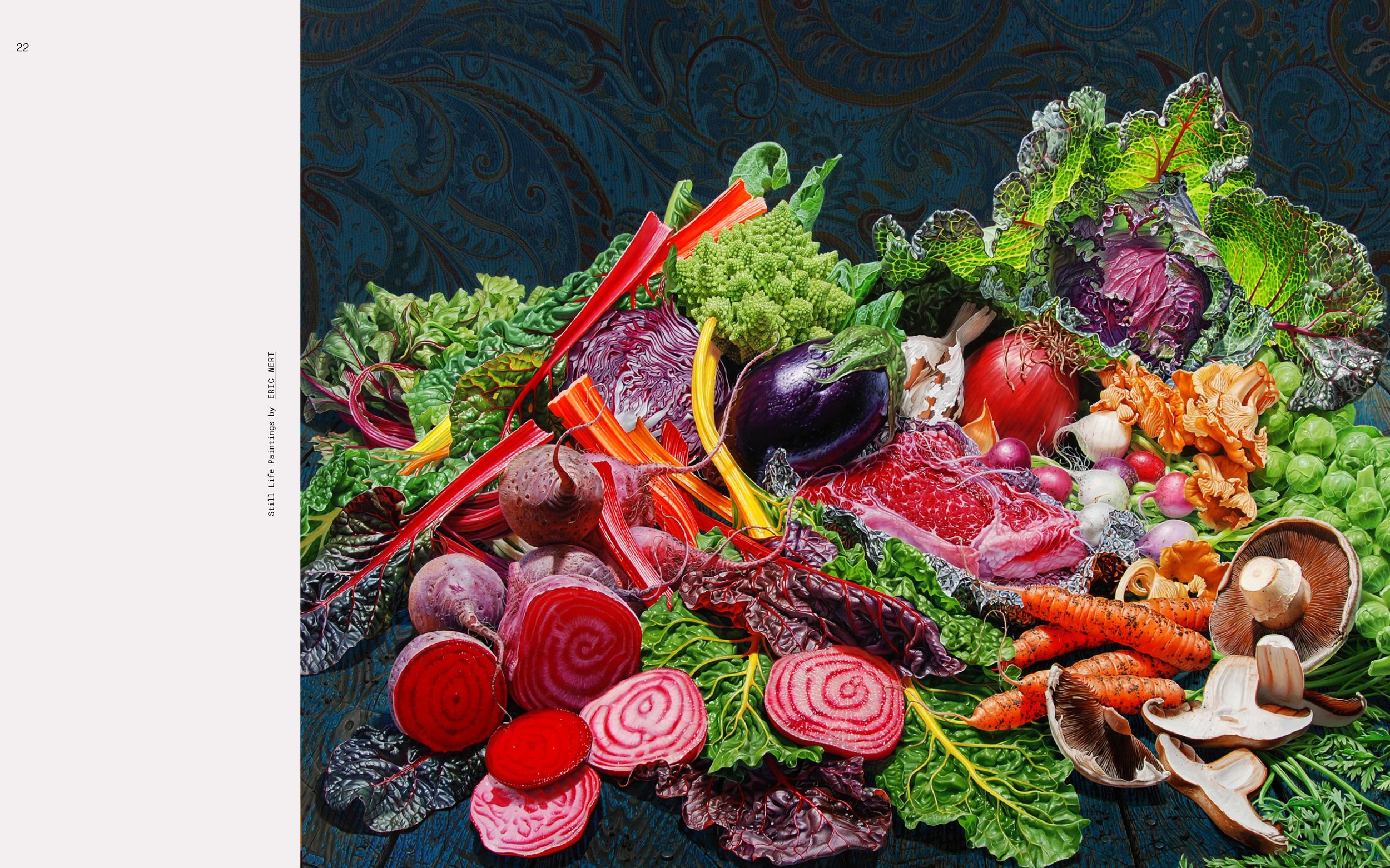 Visual Feast - Contemporary Food Staging and Photography © Gestalten 2017