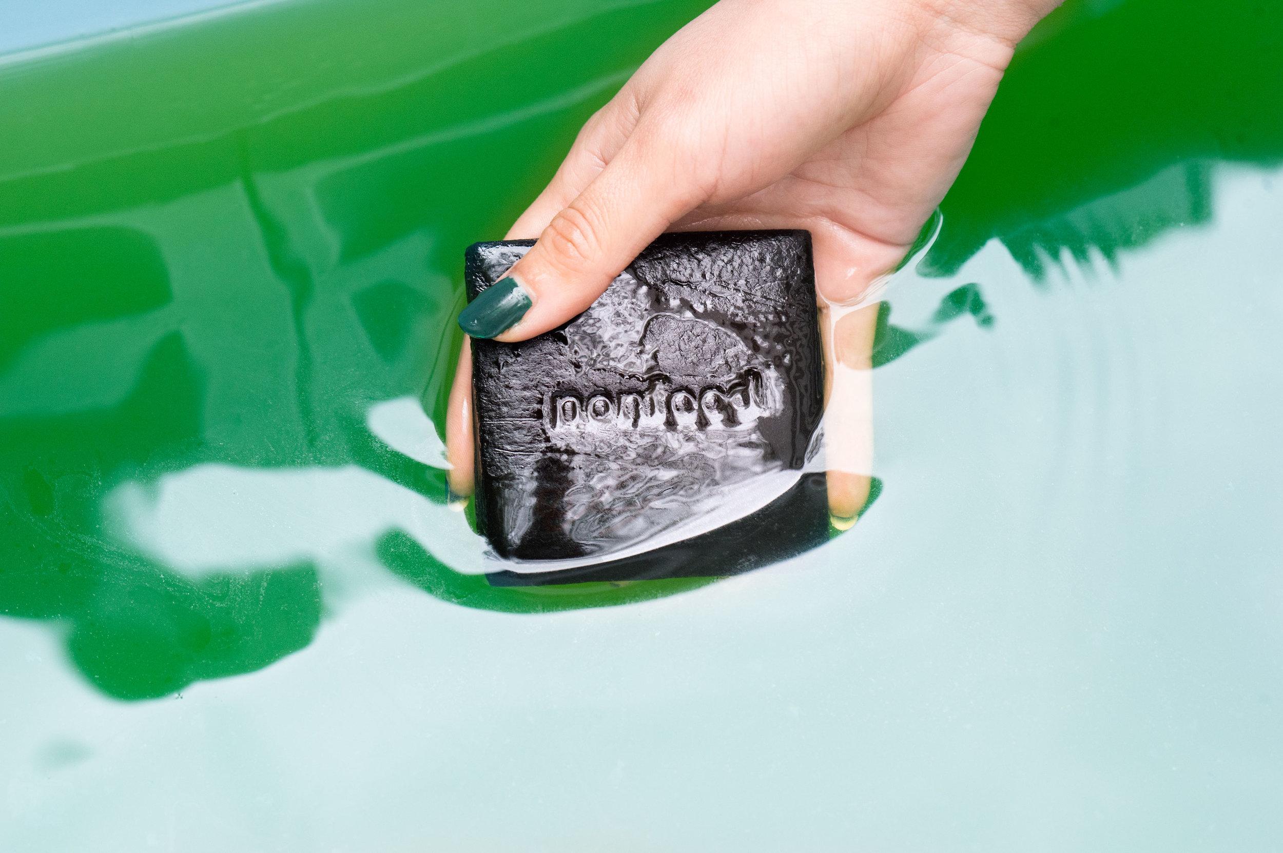La Nonbar è ancora la prima e unica barra nutritiva con le alghe come ingrediente primario. -