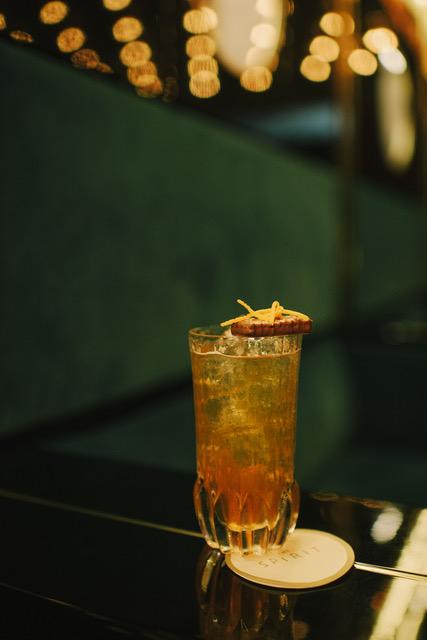 Nino Jewel il cocktail ispirato a David Livingstone e alla scoperta delle foci del Nilo, tra i fiumi più misteriosi d'Africa.