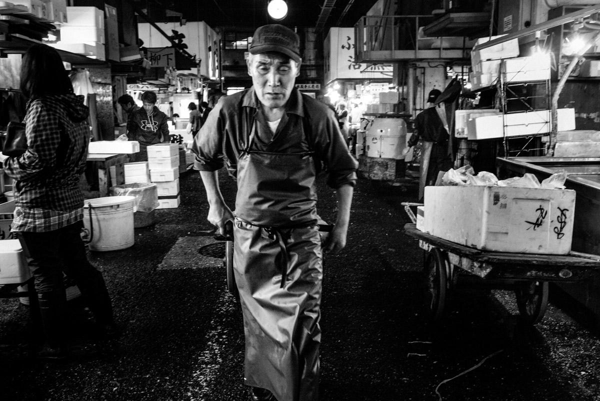 Nicola Tanzini, Tokyo Tsukiji, 2016