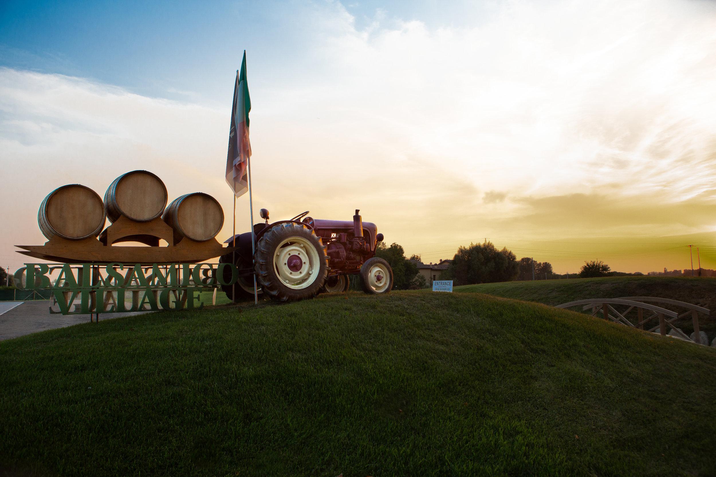 Il Balsamico Village è primo parco a tema agroalimentare del Made in Italy creato dal gruppo De Nigris, leader nella produzione di aceto balsamico Igp.