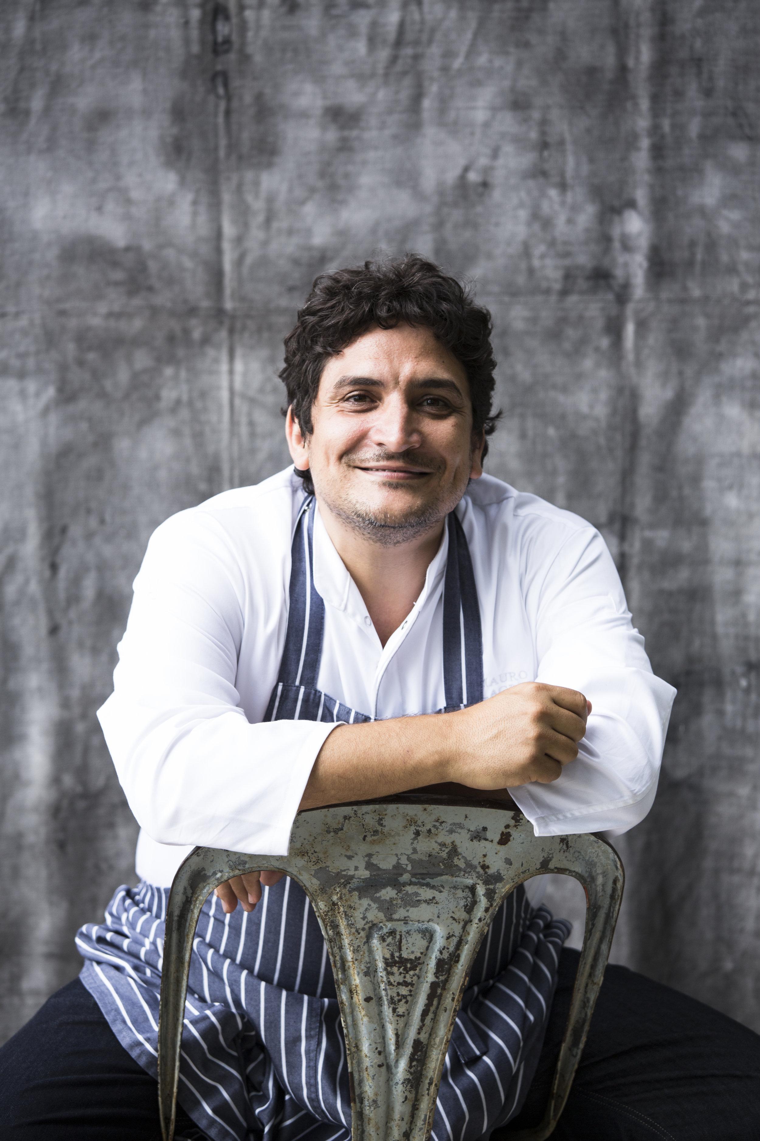 Lo chef italo argentino Mauro Colagreco guida il Mirazur che si è aggiudicato il primo posto nella lista dei 50 migliori ristoranti del mondo.