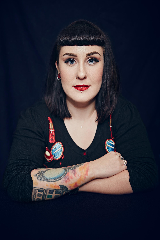 Sophie Battersby | Hair & Make-up Designer
