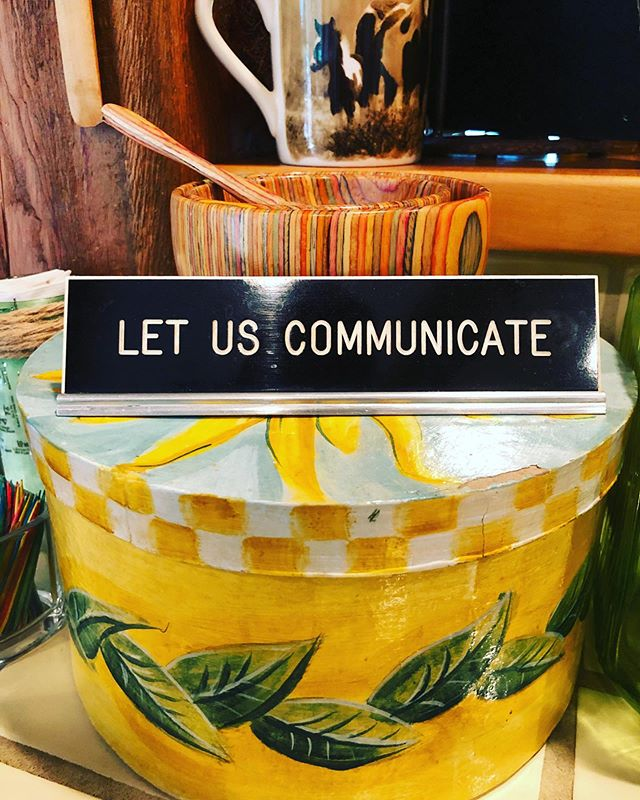 One year ago, today, I snapped this picture. I've learned much about communication since this point in time and this still stands for me in all the ways. . . . . In my experience communication is much more effective when we can identify what is we need. So often we are taught to stuff our needs down, not acknowledge a need, or pretend a need doesn't exist. In NVC we are taught to identify another's need. This is helpful and also it can be terribly frustrating for me to try and extract someone else's need when I'm in a triggered space. I am still a student and still learning! I truly desire to be a compassionate communicator and also, I desire to be met fully in my communication style. . . . . The truth is we ALL have needs. And i think it is our responsibility as able adults to figure out what we need. In my experience I've found that when I am not able to identify a need, it can arise in manipulative forms: tantrums, silent treatment, aggression, etc...So, In those moments, I acknowledge lil Blake and ask her what it is she needs. . . . . I'm coming to understand that a lot of the needs I have I can meet on my own and also being witnessed through that process is healing. I'm also learning to differentiate between needs and desires and that has been an important distinction for me. . . . . I love communication. It's my favorite game and it yes it can be fun. I continue to learn more and more and I'm excited to continue to share what I've learned and show up more and more as a compassionate communicator and also we can ALL help each other out by identifying what we need! . . . . What is a need you have that you are afraid to ask to be met? What needs are you suppressing or stuffing down? How do you identify what you need in triggered moments??? I have a desire to hear where everyone is at with their need identification!
