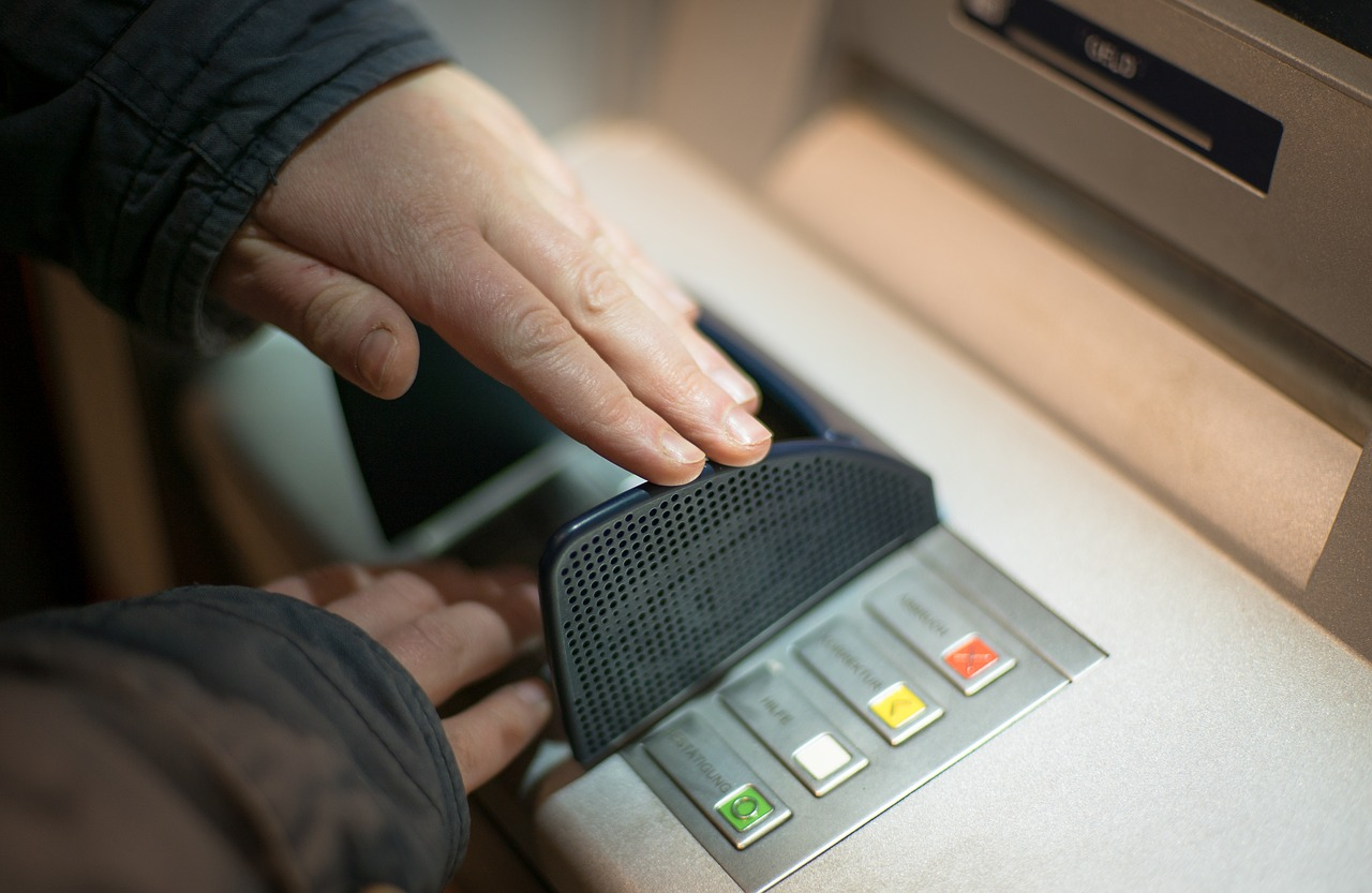 SECURITY ALERT - ATM Credit Card Scamming